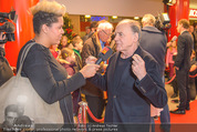 Kinopremiere Heidi - Village Cinemas - Di 01.12.2015 - Bruno GANZ im Interview23