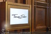 Thomas Sabo Kollektionspräsentation - Park Hyatt - Do 03.12.2015 - 11