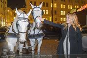 Thomas Sabo Kollektionspräsentation - Park Hyatt - Do 03.12.2015 - Georgia May JAGGER mit Pferden213