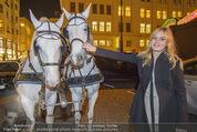 Thomas Sabo Kollektionspräsentation - Park Hyatt - Do 03.12.2015 - Georgia May JAGGER mit Pferden214