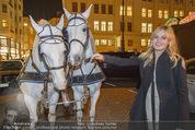 Thomas Sabo Kollektionspräsentation - Park Hyatt - Do 03.12.2015 - Georgia May JAGGER mit Pferden215