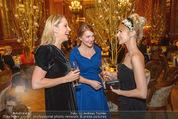 Thomas Sabo Kollektionspräsentation - Park Hyatt - Do 03.12.2015 - Lilian KLEBOW, Barbara KAUDELKA, Silvia SCHNEIDER296