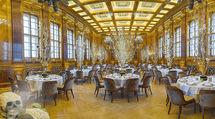 Thomas Sabo Kollektionspräsentation - Park Hyatt - Do 03.12.2015 - Speisesaal f�rs Dinner37