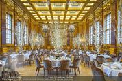 Thomas Sabo Kollektionspräsentation - Park Hyatt - Do 03.12.2015 - Speisesaal f�rs Dinner38