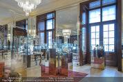 Thomas Sabo Kollektionspräsentation - Park Hyatt - Do 03.12.2015 - Schmuck, Kollektion, Aufbau9