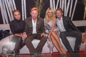 White pearl mountain Club - Sportzentrum Hinterglemm - Sa 05.12.2015 - Pamela ANDERSON, Boris und Lilly BECKER, Andeas WERNIG1