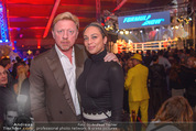 White pearl mountain Club - Sportzentrum Hinterglemm - Sa 05.12.2015 - Boris und Lilly BECKER111