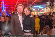 White pearl mountain Club - Sportzentrum Hinterglemm - Sa 05.12.2015 - Boris und Lilly BECKER112