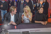 White pearl mountain Club - Sportzentrum Hinterglemm - Sa 05.12.2015 - Andreas WERNIG, Pamela ANDERSON, Lilly BECKER220