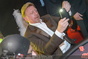 White pearl mountain Club - Sportzentrum Hinterglemm - Sa 05.12.2015 - Boris BECKER fotografiert mit Handy230