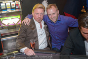 White pearl mountain Club - Sportzentrum Hinterglemm - Sa 05.12.2015 - Boris BECKER, Stefan KOUBEK241