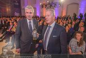 60. Geburstag Reinhold Mitterlehner - Aula der Wissenschaften - Fr 11.12.2015 - Hans-J�rg SCHELLING; Reinhold MITTERLEHNER25