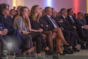 60. Geburstag Reinhold Mitterlehner - Aula der Wissenschaften - Fr 11.12.2015 - Familie Reinhold u. Anette MITTERLEHNER, Stefanie und Elisabeth26