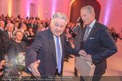 60. Geburstag Reinhold Mitterlehner - Aula der Wissenschaften - Fr 11.12.2015 - Josef P�HRINGER, Reinhold MITTERLEHNER35