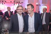 60. Geburstag Reinhold Mitterlehner - Aula der Wissenschaften - Fr 11.12.2015 - Alexander WRABETZ, Markus BREITENECKER4