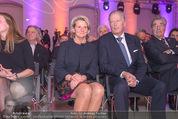 60. Geburstag Reinhold Mitterlehner - Aula der Wissenschaften - Fr 11.12.2015 - Reinhold MITTERLEHNER mit Ehefrau Anette44