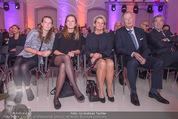 60. Geburstag Reinhold Mitterlehner - Aula der Wissenschaften - Fr 11.12.2015 - Familie Reinhold u. Anette MITTERLEHNER, Stefanie und Elisabeth45