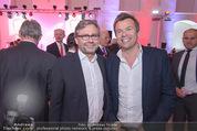 60. Geburstag Reinhold Mitterlehner - Aula der Wissenschaften - Fr 11.12.2015 - Alexander WRABETZ, Markus BREITENECKER5
