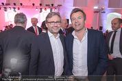 60. Geburstag Reinhold Mitterlehner - Aula der Wissenschaften - Fr 11.12.2015 - Alexander WRABETZ, Markus BREITENECKER6