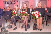 60. Geburstag Reinhold Mitterlehner - Aula der Wissenschaften - Fr 11.12.2015 - Familie Reinhold u. Anette MITTERLEHNER, Stefanie und Elisabeth61