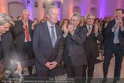 60. Geburstag Reinhold Mitterlehner - Aula der Wissenschaften - Fr 11.12.2015 - Reinhold MITTERLEHNER, Heinz FISCHER, Werner FAYMANN63