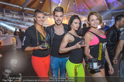 Austrian Fight Night - Admiral Dome - Sa 12.12.2015 - Patrick KUNST mit Promotorinnen16