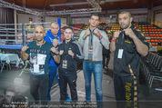 Austrian Fight Night - Admiral Dome - Sa 12.12.2015 - 2