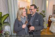 Lichter Weihnachtscocktail - Privatwohnung - Di 15.12.2015 - Heinz STIASTNY mit Begleitung Michaela1