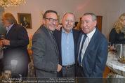 Lichter Weihnachtscocktail - Privatwohnung - Di 15.12.2015 - Heinz STIASTNY, Karl F�RNKRANZ, Paul SCHAUER11