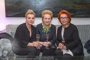 Lichter Weihnachtscocktail - Privatwohnung - Di 15.12.2015 - Irmgard FORSTINGER, Ingeborg SERAFIN, Inge KLINGOHR12