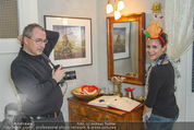Lichter Weihnachtscocktail - Privatwohnung - Di 15.12.2015 - Alexander TUMA, Romina COLERUS39