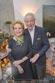 Lichter Weihnachtscocktail - Privatwohnung - Di 15.12.2015 - Harald und Mausi Ingeborg SERAFIN43