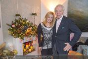 Lichter Weihnachtscocktail - Privatwohnung - Di 15.12.2015 - Iva SCHELL, Harald SERAFIN9