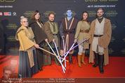 Star Wars - das Erwachen der Macht Kinopremiere - Cineplexx Donauplex - Mi 16.12.2015 - 1