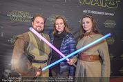 Star Wars - das Erwachen der Macht Kinopremiere - Cineplexx Donauplex - Mi 16.12.2015 - Angelika AHRENS100