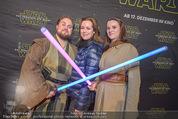 Star Wars - das Erwachen der Macht Kinopremiere - Cineplexx Donauplex - Mi 16.12.2015 - Angelika AHRENS101