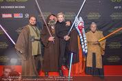 Star Wars - das Erwachen der Macht Kinopremiere - Cineplexx Donauplex - Mi 16.12.2015 - Sunnyi MELLES102