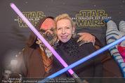 Star Wars - das Erwachen der Macht Kinopremiere - Cineplexx Donauplex - Mi 16.12.2015 - Sunnyi MELLES107