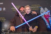 Star Wars - das Erwachen der Macht Kinopremiere - Cineplexx Donauplex - Mi 16.12.2015 - Sunnyi MELLES108