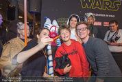 Star Wars - das Erwachen der Macht Kinopremiere - Cineplexx Donauplex - Mi 16.12.2015 - 111