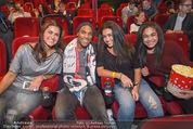 Star Wars - das Erwachen der Macht Kinopremiere - Cineplexx Donauplex - Mi 16.12.2015 - Familie Alemande BELFOR mit Ehefrau und Kindern114