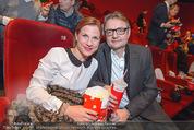 Star Wars - das Erwachen der Macht Kinopremiere - Cineplexx Donauplex - Mi 16.12.2015 - Kristina SPRENGER, Gerald GERSTBAUER115