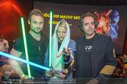 Star Wars - das Erwachen der Macht Kinopremiere - Cineplexx Donauplex - Mi 16.12.2015 - Diana LUEGER (ZWEITFRAU)120