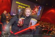 Star Wars - das Erwachen der Macht Kinopremiere - Cineplexx Donauplex - Mi 16.12.2015 - Sunnyi MELLES126