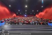 Star Wars - das Erwachen der Macht Kinopremiere - Cineplexx Donauplex - Mi 16.12.2015 - voller IMAX Kinosaal, Zuseher, G�ste129