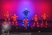Star Wars - das Erwachen der Macht Kinopremiere - Cineplexx Donauplex - Mi 16.12.2015 - Lichtshow, Lasershow143