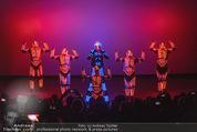 Star Wars - das Erwachen der Macht Kinopremiere - Cineplexx Donauplex - Mi 16.12.2015 - Lichtshow, Lasershow145