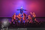 Star Wars - das Erwachen der Macht Kinopremiere - Cineplexx Donauplex - Mi 16.12.2015 - Lichtshow, Lasershow150