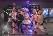 Star Wars - das Erwachen der Macht Kinopremiere - Cineplexx Donauplex - Mi 16.12.2015 - 153