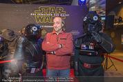 Star Wars - das Erwachen der Macht Kinopremiere - Cineplexx Donauplex - Mi 16.12.2015 - 18